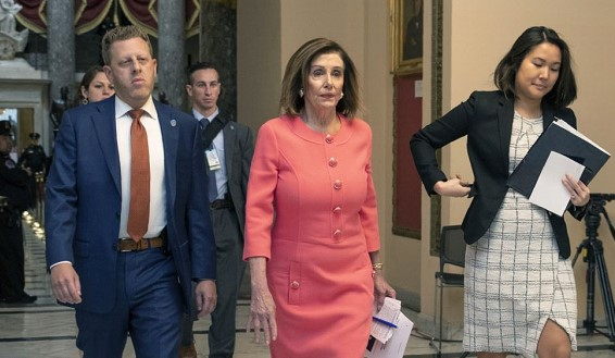 The House of Representatives passed articles of impeachment to the Senate
