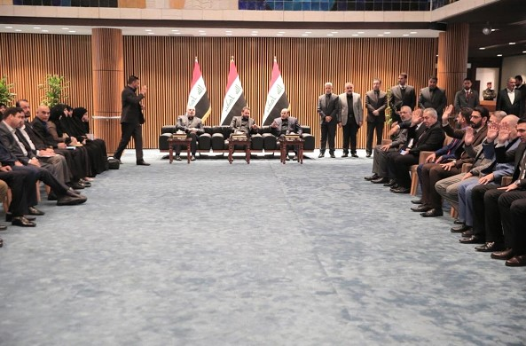 The Iraqi Parliament will consider the withdrawal of the US military