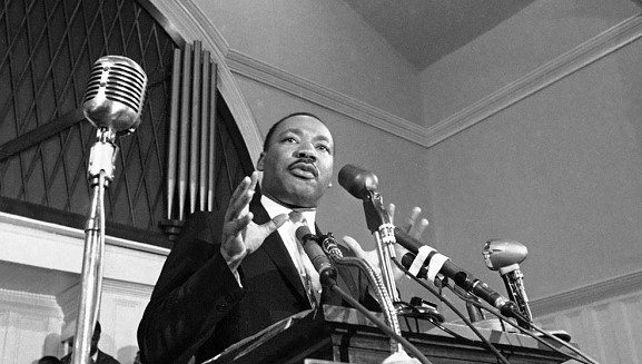 The United States celebrates Martin Luther King Day