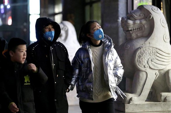 The number of patients with a new type of pneumonia in China has exceeded 570 people