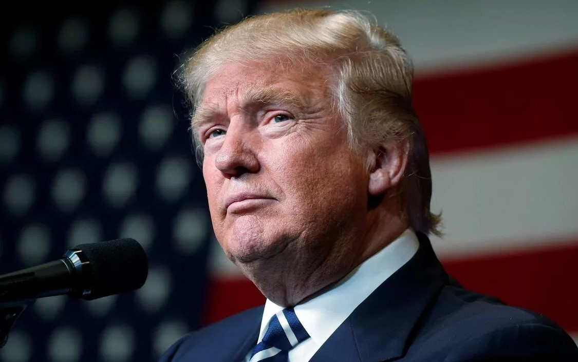 Donald Trump does not admit the existence of any environmental issues