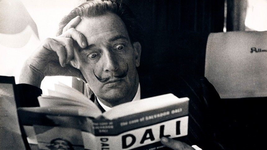 More than a dozen works by Salvador Dali were stolen directly from the gallery