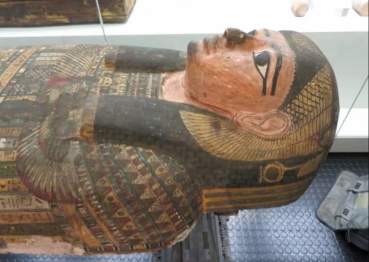 The mystery of the death of a woman mummified 2600 years ago is revealed
