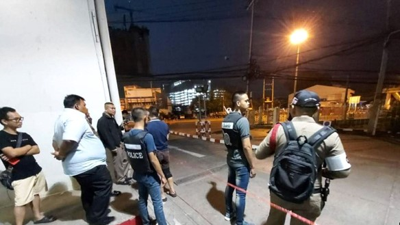 The latest news on the shooting in the Thai shopping center