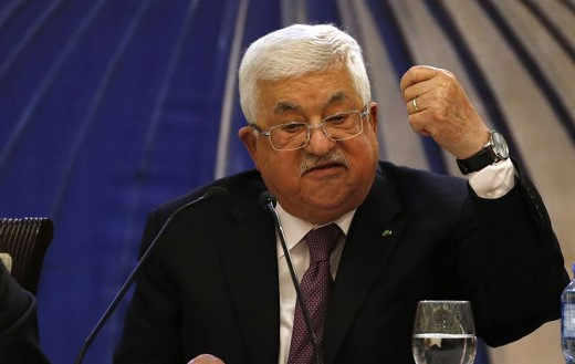Abbas: Palestinians will sever all relations with the US and Israel