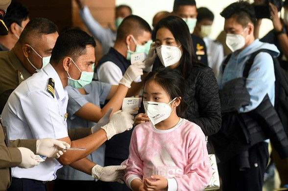Coronavirus situation: more than 2 thousand deaths