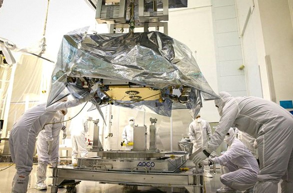 ESA has finished testing the Rosalind Franklin Rover on the ExoMars 2020 mission
