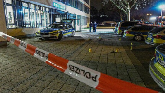 Eight people were killed in a shooting in Germany