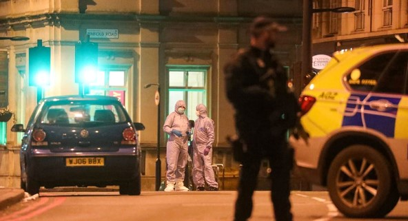 ISIS claimed responsibility for the attack in London