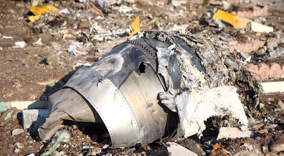 Iran refused to share information about the crash with Ukraine