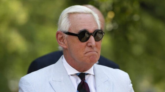 Roger Stone faces 7 to 9 years in prison