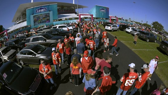 San Francisco 49ers and Kansas City Chiefs meet in Super Bowl