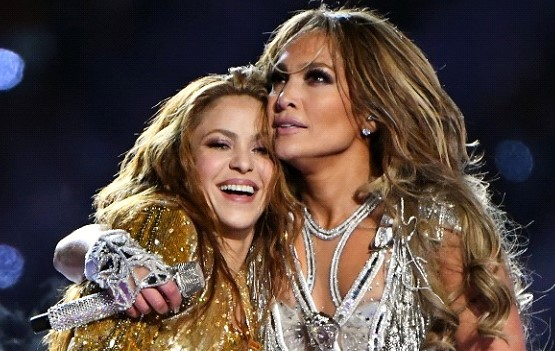 Shakira and J. Lo broke the Net with their dancing at the Super Bowl