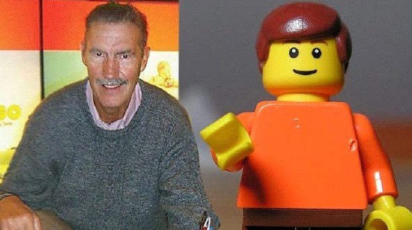 The Creator of the famous Lego human figure has died in Denmark