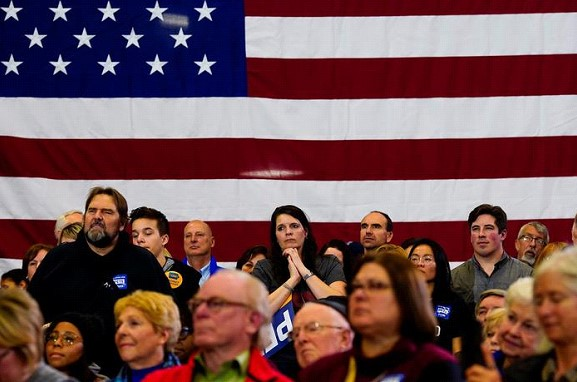 The Democratic Party released the first results of the Iowa Caucuses