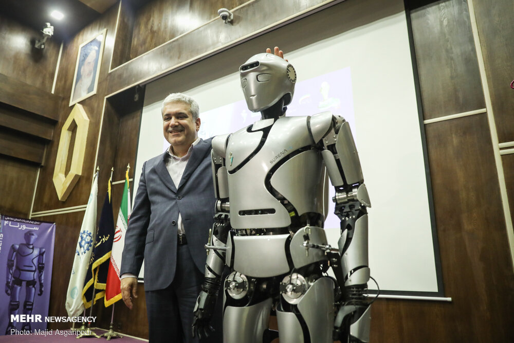 Can Iran become one of the leading powers in the field of robotics?