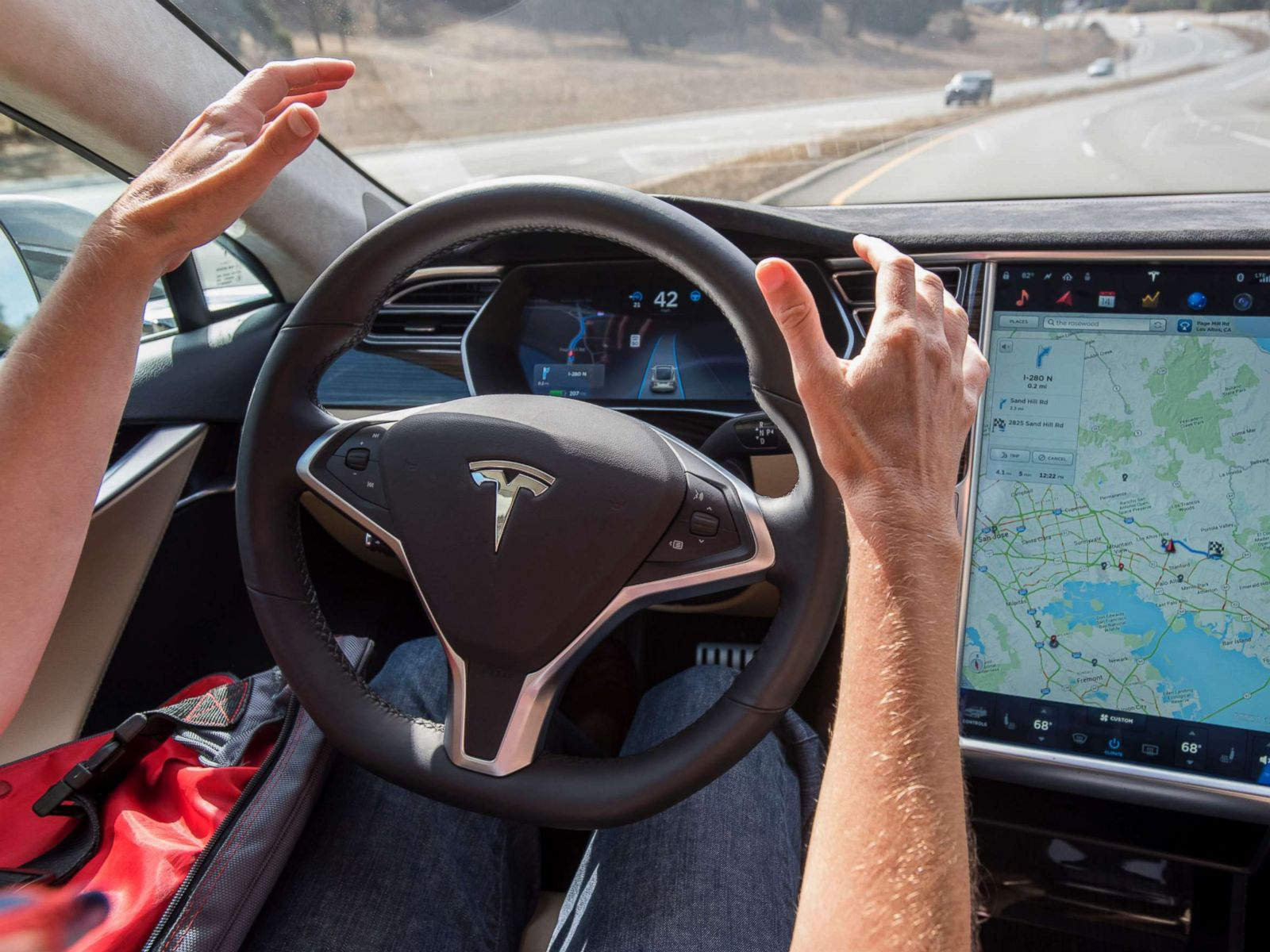 Many people buy Tesla because of advanced autopilot