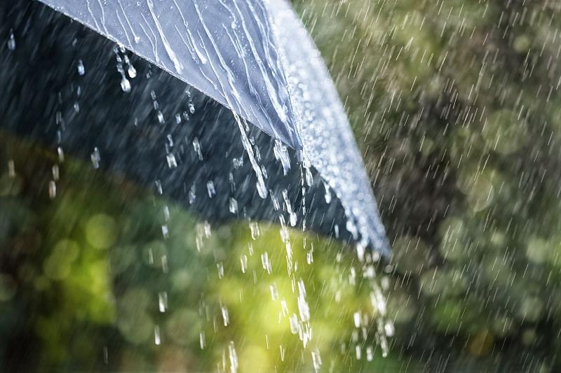 The new device will allow the use of rain as a source of renewable energy