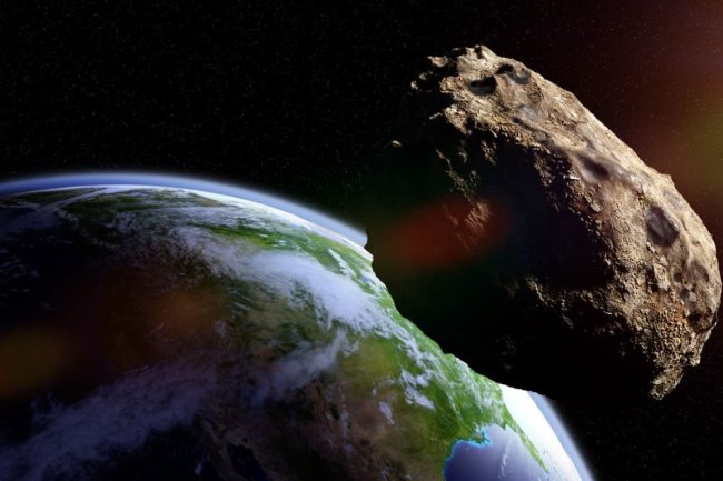 Earth temporarily has a new natural satellite