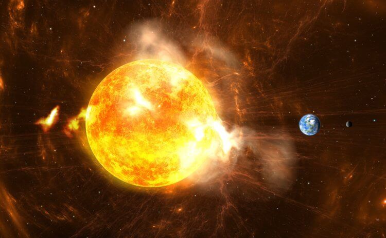 Destructive solar storms can occur more often than previously thought