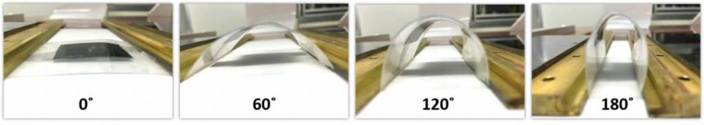New supercapacitors are also very flexible
