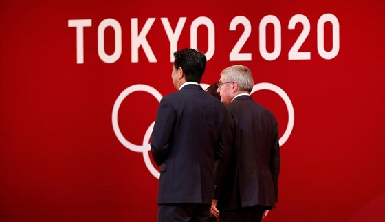 Abe allowed the possibility of postponing the Olympics in Tokyo