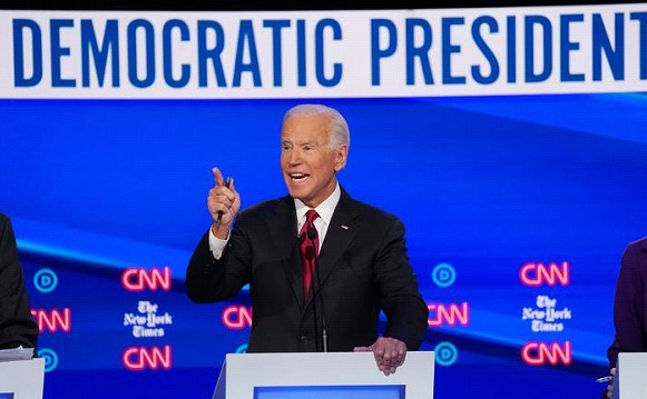 Buttigieg supported Joe Biden in the presidential race in the United States