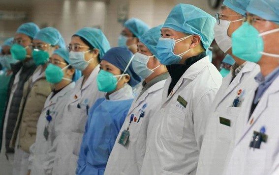 China has declared a halt to the coronavirus epidemic in the country