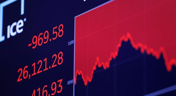 European stock markets fell after the restrictions on entry into the United States