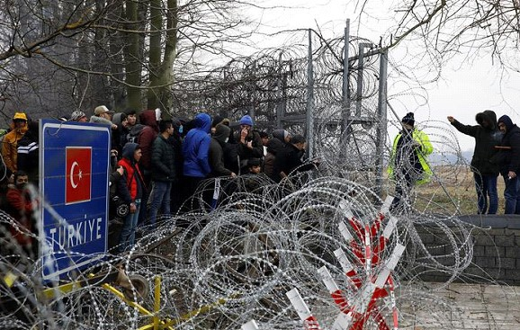 Germany will accept up to 1,500 young migrants from the Turkish-Greek border