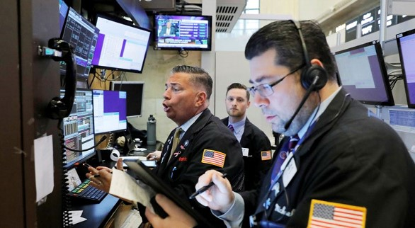 Global markets show positive dynamics after losses the day before