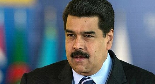 Maduro requested help from WHO in the fight against coronavirus