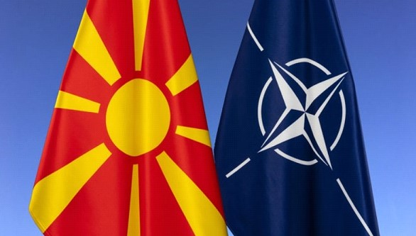 North Macedonia has officially become a member of NATO