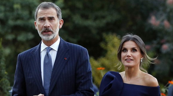 Spanish Royal couple's visit to the US delayed due to coronavirus