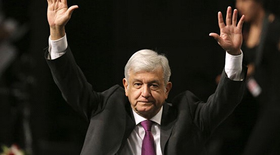 The President of Mexico commented on the US accusations against Maduro