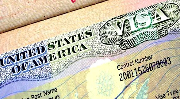 The US has suspended the issuance of visas