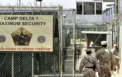 The first case of coronavirus was diagnosed at the Guantanamo base