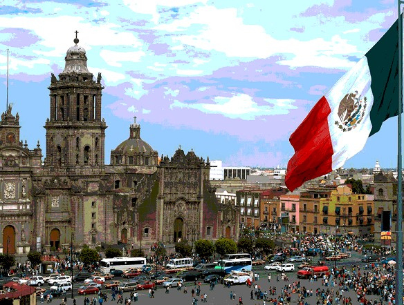 The government of Mexico will partially stop work due to the coronavirus