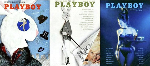 The legendary Playboy magazine is closing. So far only in the US