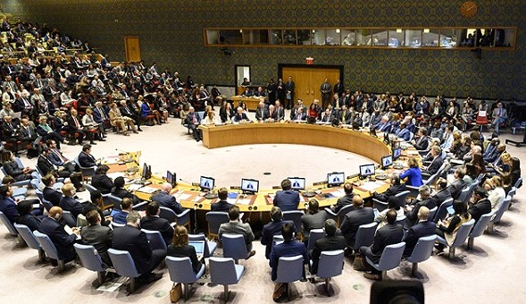 The source said the date of the vote in the UN Security Council on the US-Taliban agreement