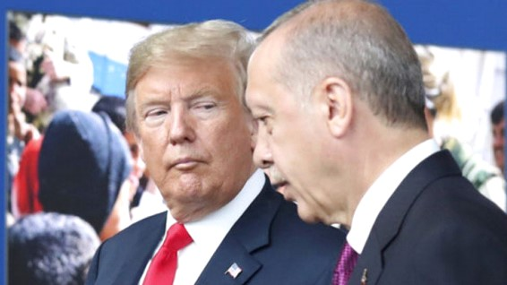 Trump and Erdogan discussed the fight against coronavirus