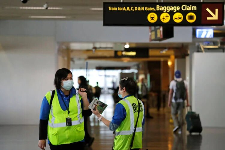 Apple forbids employees to fly to countries where the coronavirus is atrocious