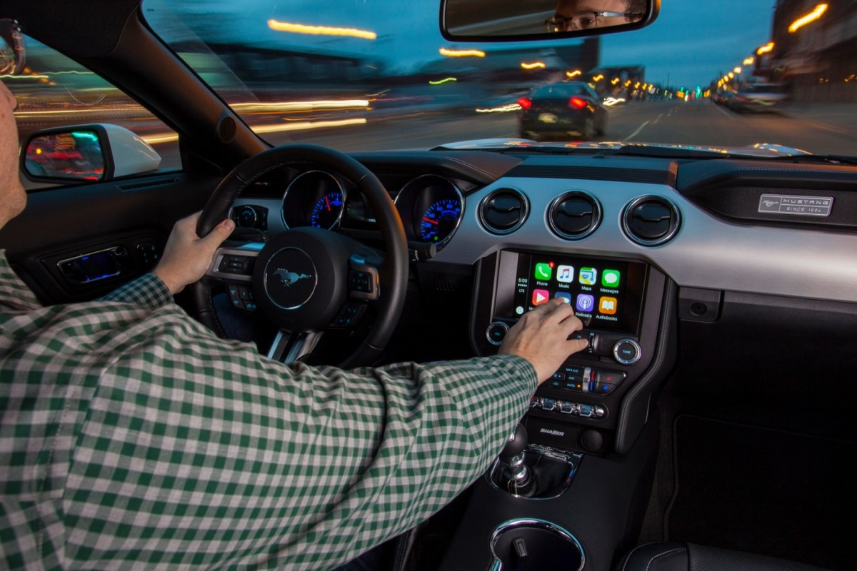 Touch panels of smart systems in cars reduce driving quality