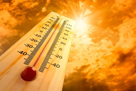 Extreme high temperatures can double heart disease mortality