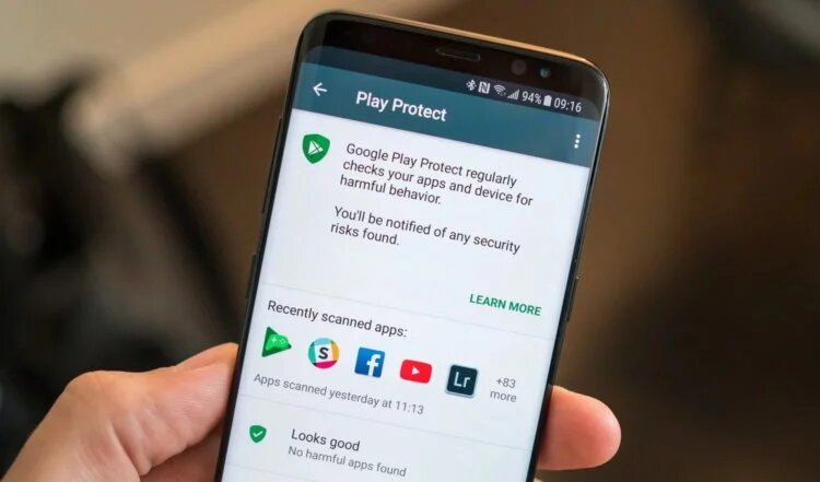 Google screwed up with its own Android security system