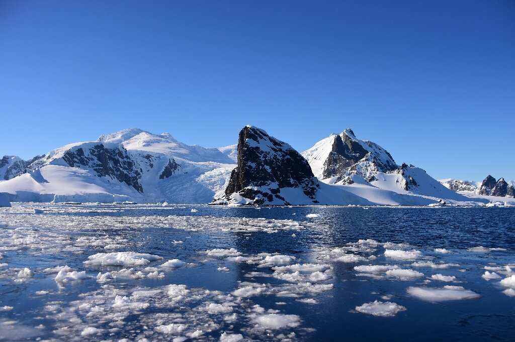 Scientists first linked melting ice in Antarctica with changing weather in the tropics