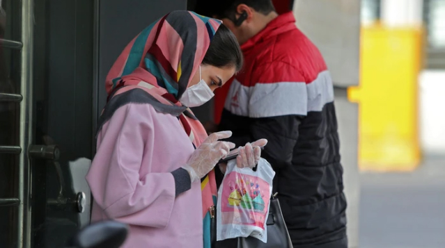 An application for the diagnosis of coronavirus has been launched in Iran. But it keeps track of users