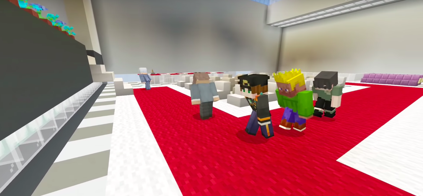 Japanese students held a graduation in Minecraft. And all because of quarantine