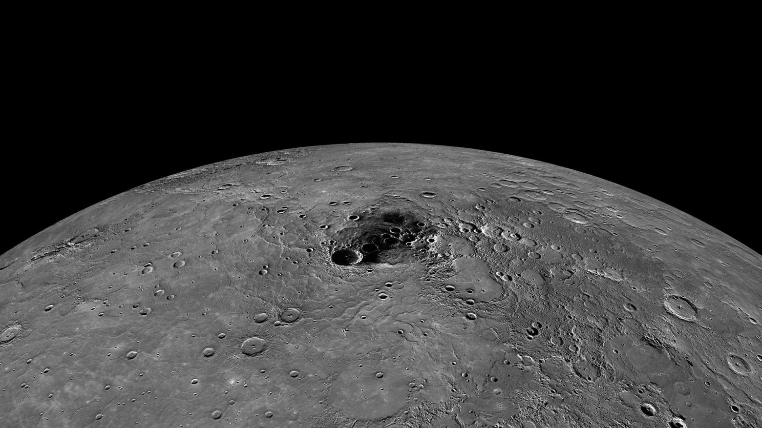 Researchers find that high temperatures on Mercury help produce ice