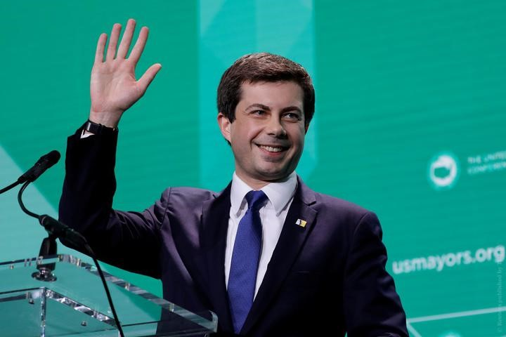 Democrat Pete Buttigieg decided to withdraw from the electoral race in the United States